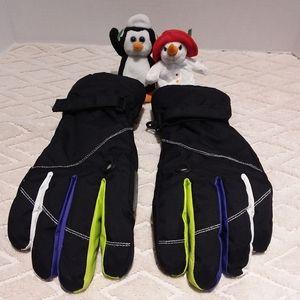 ✔Host pick✔Athera ski gloves-EUC